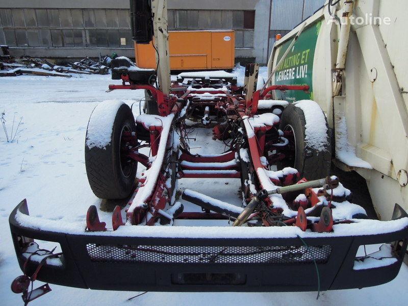 MERCEDES-BENZ 2628 camión chasis