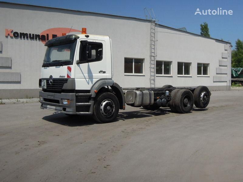 MERCEDES-BENZ Atego 2628 camión chasis