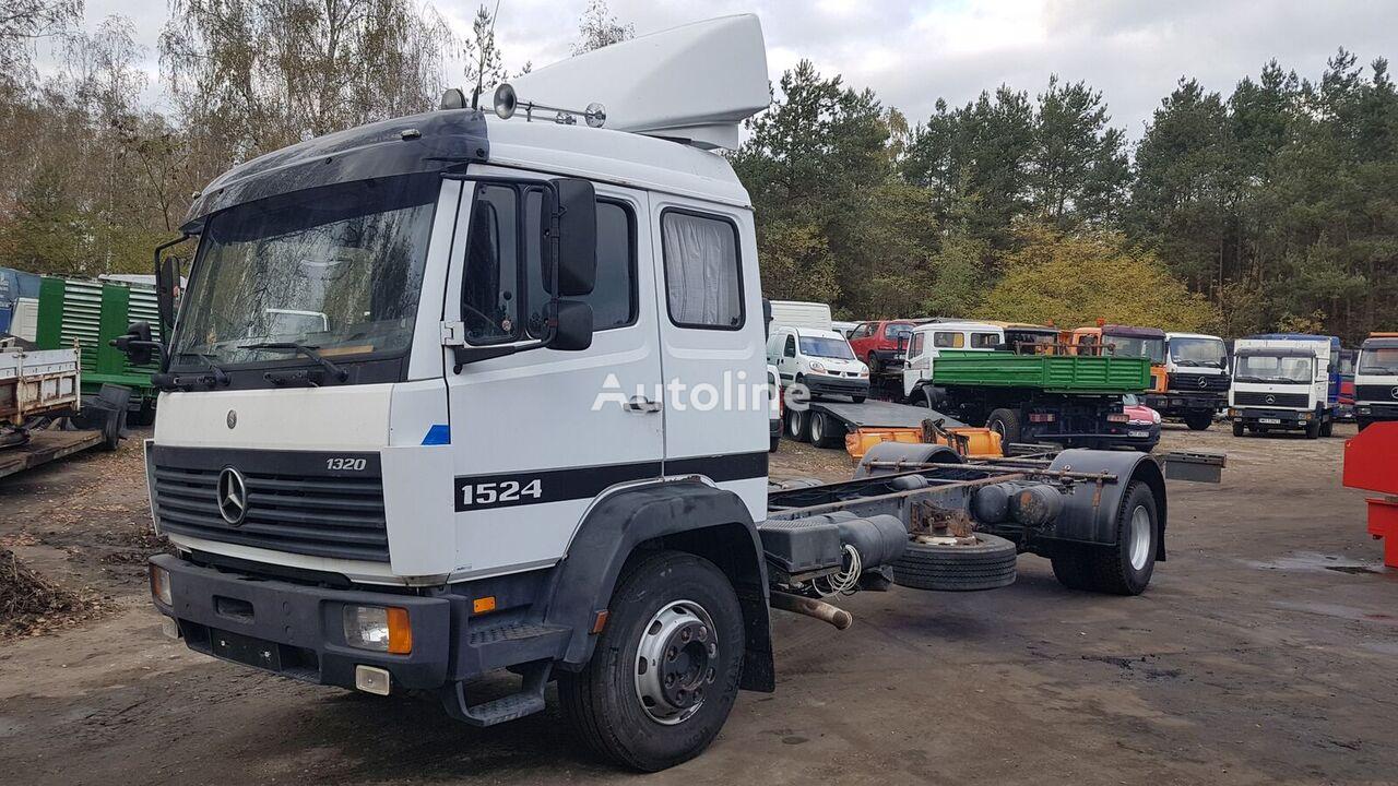 MERCEDES-BENZ LK 1524 (1120/1320/1324/1524/1820/1720/1620) camión chasis