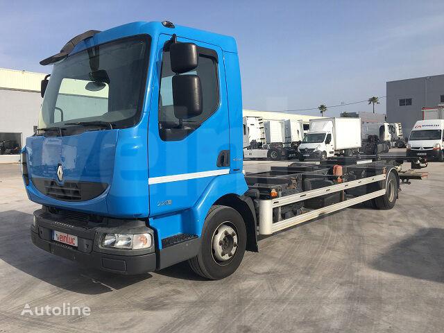 RENAULT MIDLUM 220.12  camión chasis