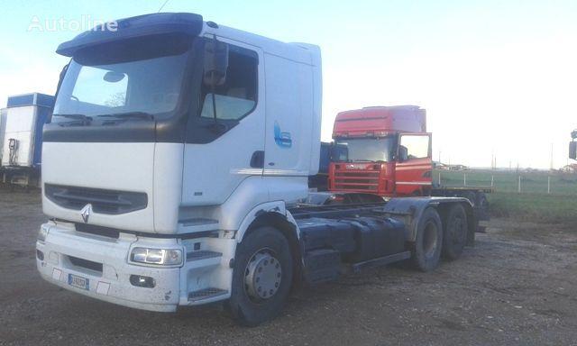 RENAULT PREMIUM 400 camión chasis