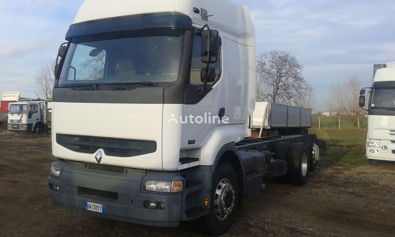 RENAULT PREMIUM 420 DCI camión chasis