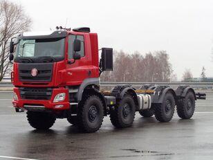 TATRA A.S  T158-8P5N46 8x8.1R camión chasis