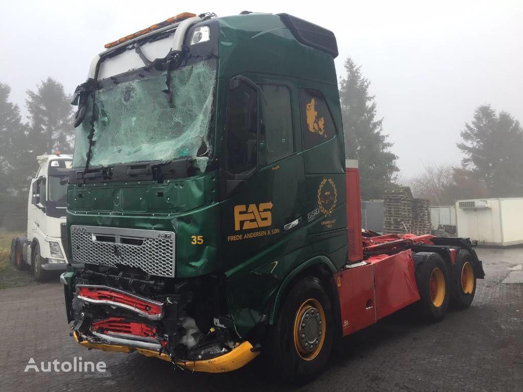 camión chasis VOLVO ATO3112E / PART NR 3190874 para piezas