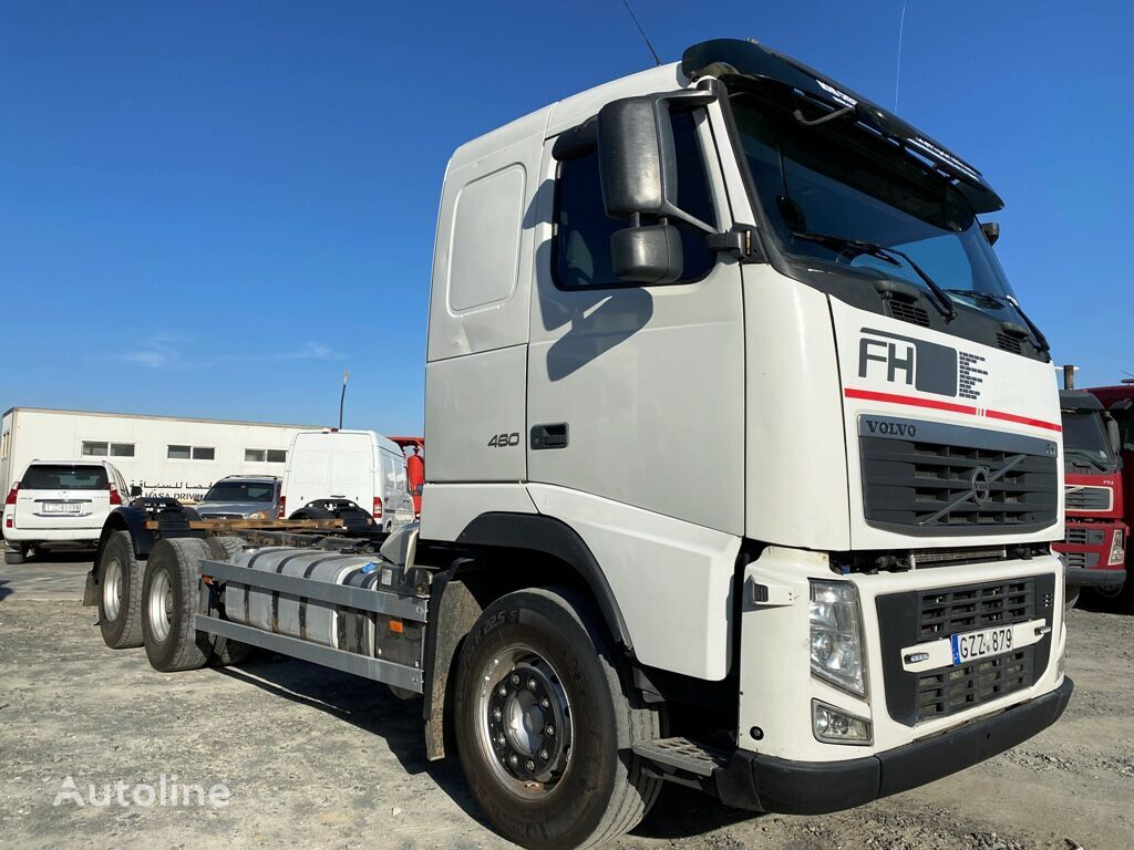 VOLVO FH 12 460 camión chasis