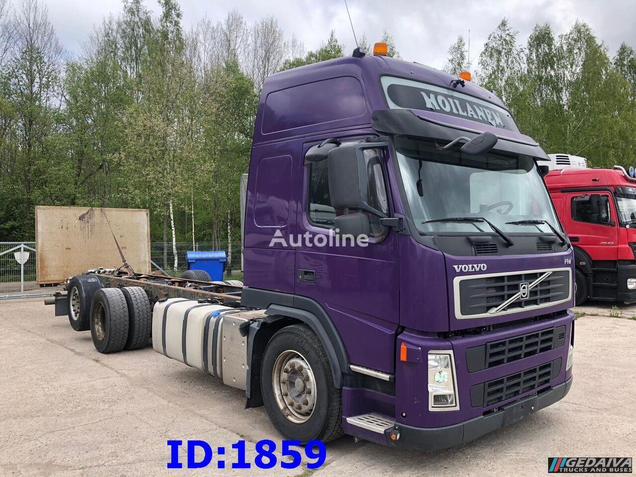 VOLVO FH 450 6x2 Euro5 camión chasis