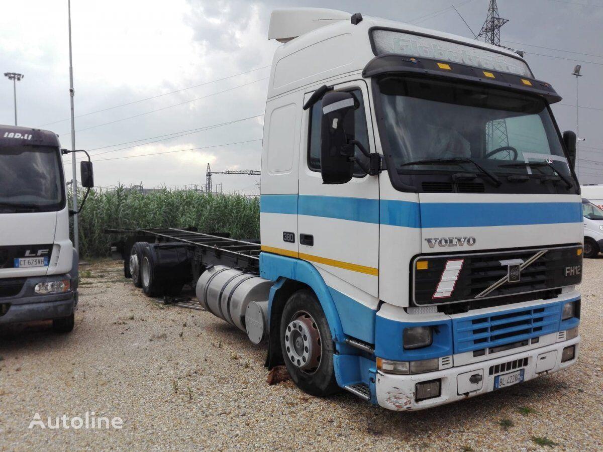 VOLVO FH12 380 Telaio camión chasis