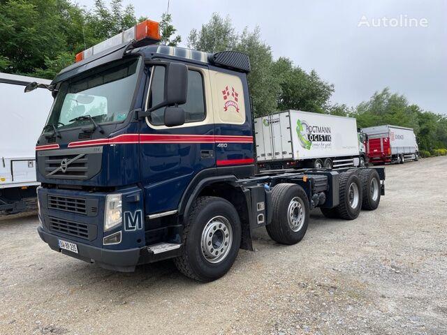 VOLVO FM 460  camión chasis