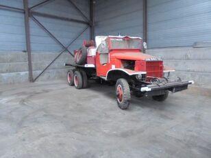 GMC CCKW 353 6X6 camión cisterna