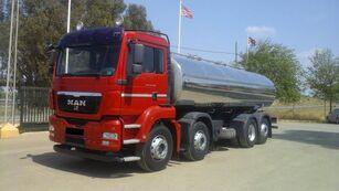MAN TGA 35 400 camión cisterna