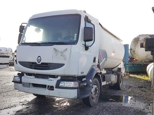 RENAULT MIDLUM 220 GAS / LPG camión cisterna de gas