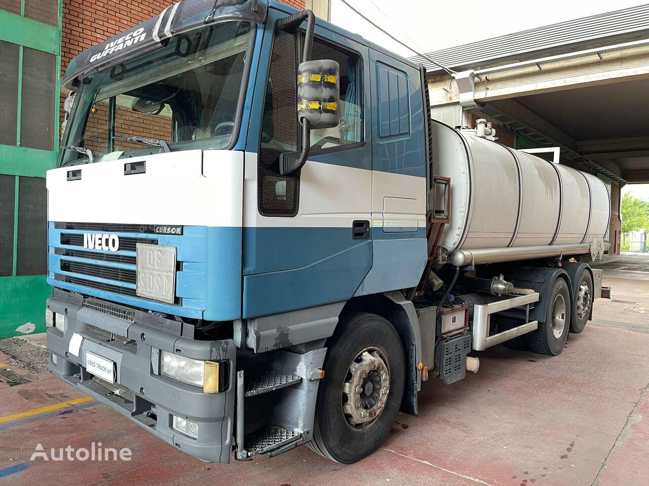 IVECO camión cisterna