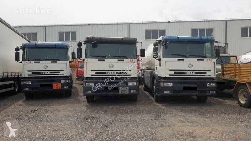 IVECO MH 260E27Y/P camión cisterna