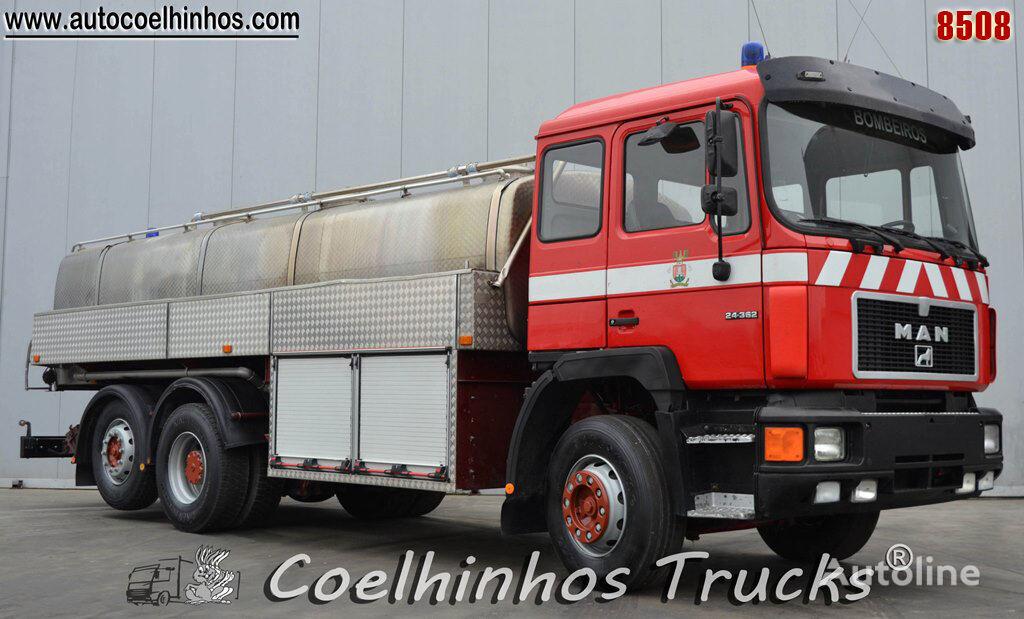 camión cisterna MAN 24.362