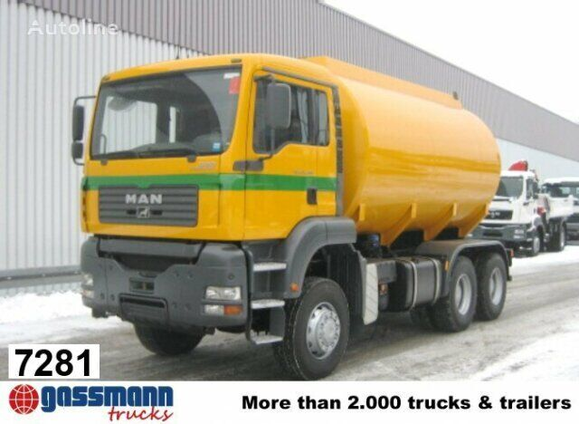 MAN TGA / 26.430  camión cisterna