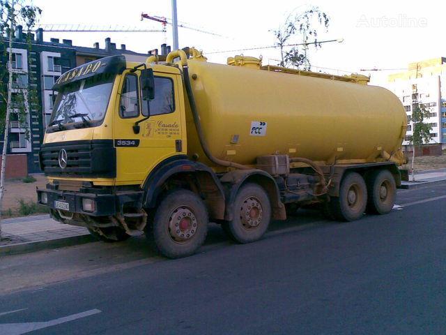 MERCEDES-BENZ 3534 K camión cisterna