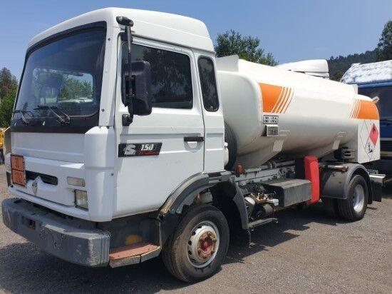 RENAULT S150 camión cisterna