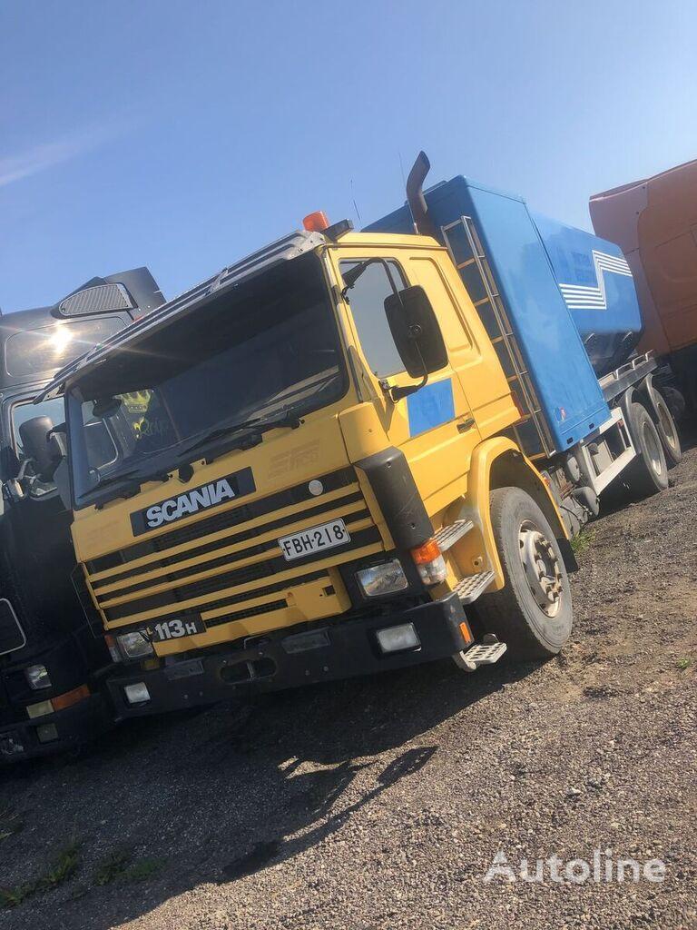 camión cisterna SCANIA 133H
