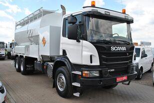 SCANIA P360 Mobile Explosive Manufacturing Unit Heavy Anfo MPU camión cisterna