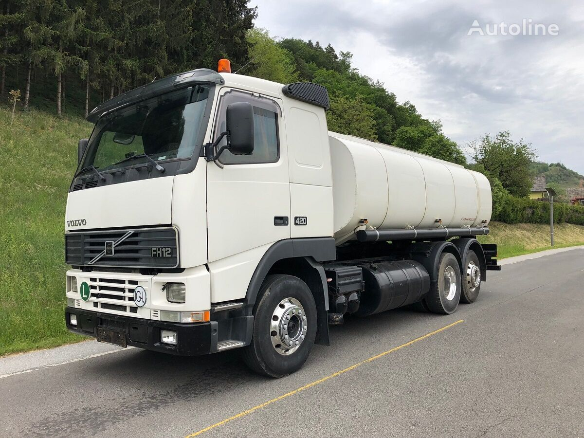 VOLVO FH12-420/43/6x2 camión cisterna