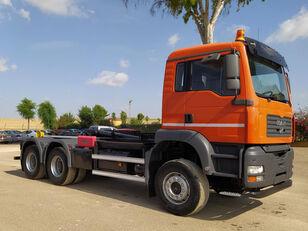 MAN TGA 33 430 camión con gancho