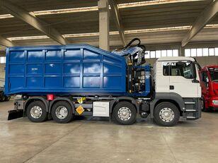 MAN TGX 540 camión con gancho