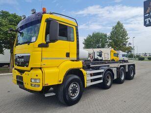 MAN WVT, gvw42t, 8x6, Nl brief camión con gancho