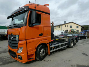 MERCEDES-BENZ ACTROS 2545 L camión con gancho