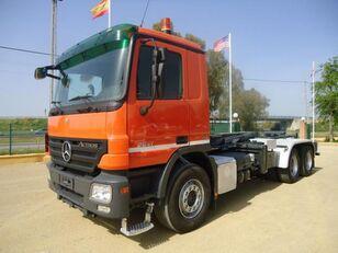 MERCEDES-BENZ ACTROS 26 41 camión con gancho