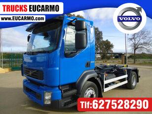 VOLVO FL 240 camión con gancho