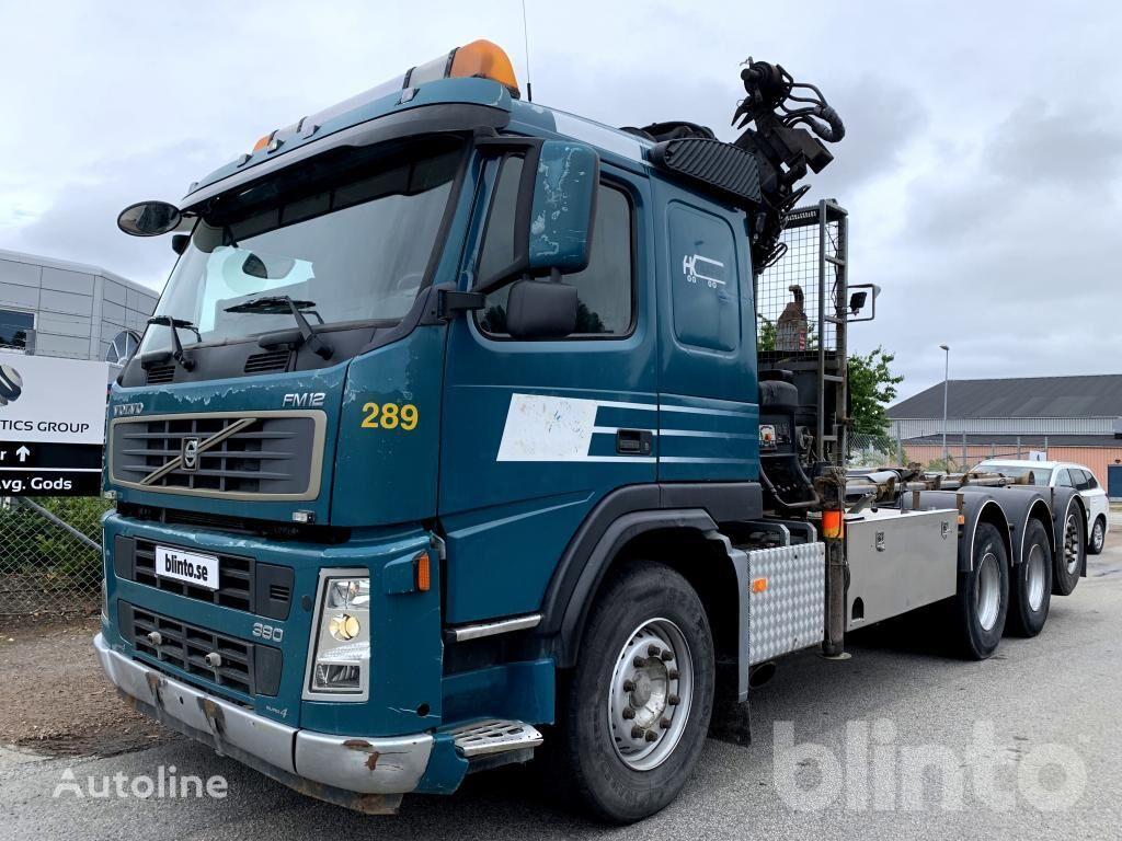 VOLVO FM12 43 camión con gancho