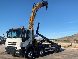 IVECO TRAKKER AD340T45 camión con gancho