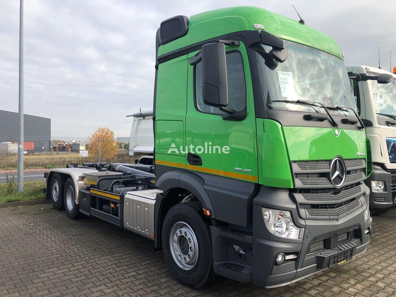 MERCEDES-BENZ Actros 2545L 6X2 camión con gancho nuevo