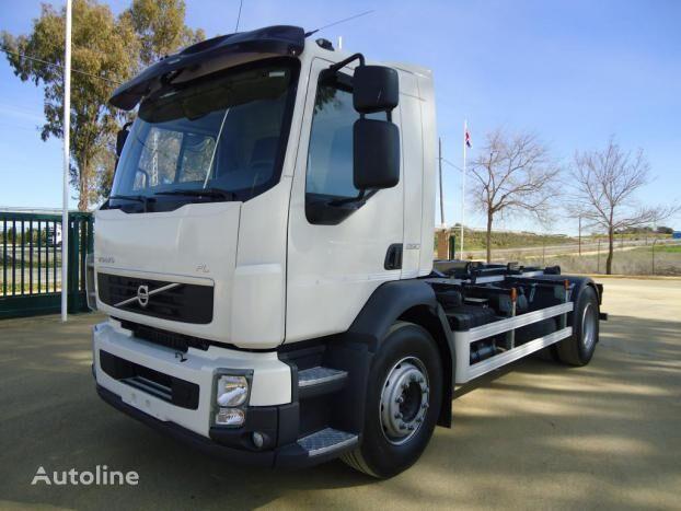 VOLVO FL6 280 camión con gancho
