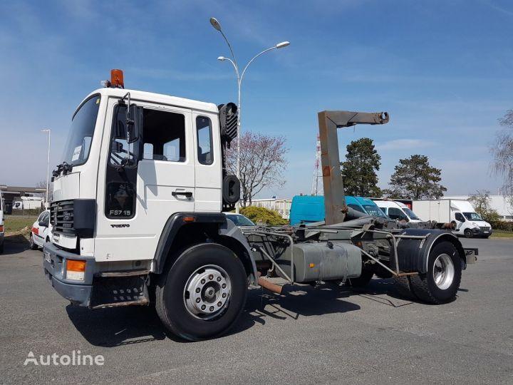 VOLVO FS 719 + GUIMA 12 camión con gancho