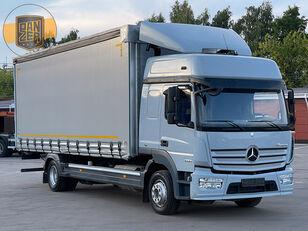 MERCEDES-BENZ ATEGO 1230 LL camión con lona corredera