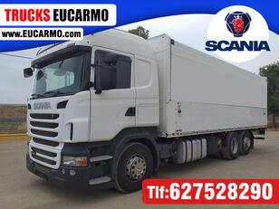 SCANIA R 440 camión con lona corredera