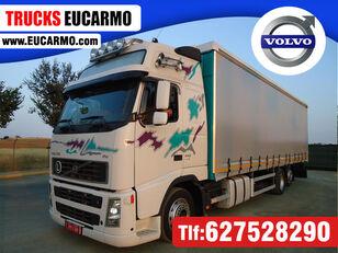 VOLVO FH 440 camión con lona corredera