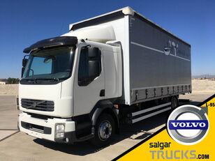 VOLVO FL 250 camión con lona corredera