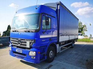 MERCEDES-BENZ Actros 1836 + LIFT EURO 3 camión con lona corredera