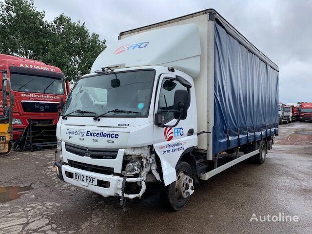 Mitsubishi Fuso 7.5T 2012 BREAKING FOR SPARES camión con lona corredera para piezas