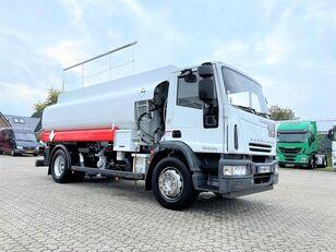 IVECO FUEL 14.000 ltr - 3 comp. - ADR PUMP + COUNTER camión de combustible