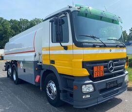 MERCEDES-BENZ Actros 2541L Tankwagen camión de combustible