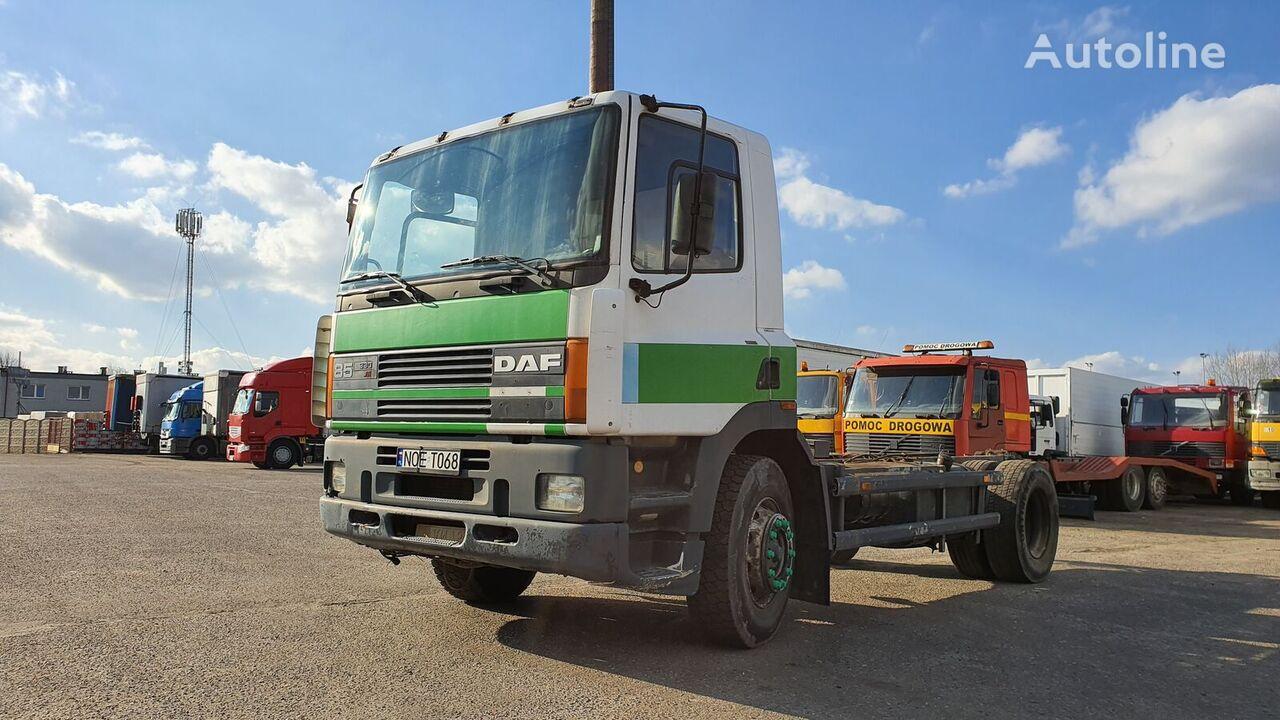 DAF 85  camión de combustible