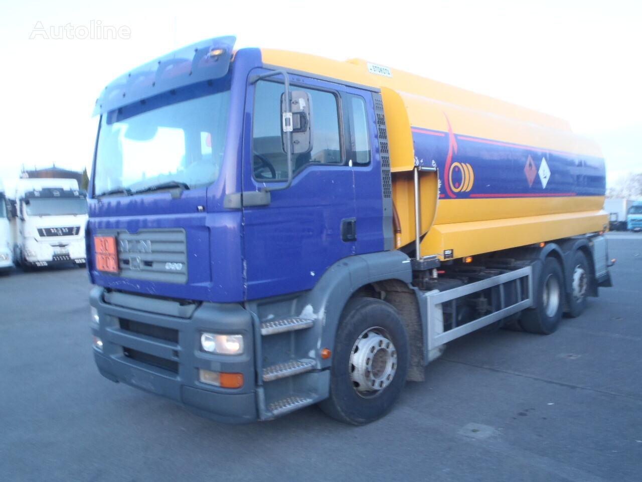 MAN 26.390 Fuel tank  camión de combustible
