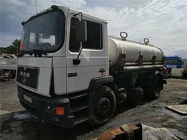 MAN Cabina Completa MAN M 2000 L 18.263, 18.264, LK, LLK, LRK, LLRK camión de combustible