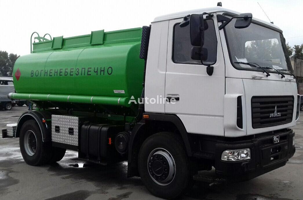 MAZ camión de combustible nuevo