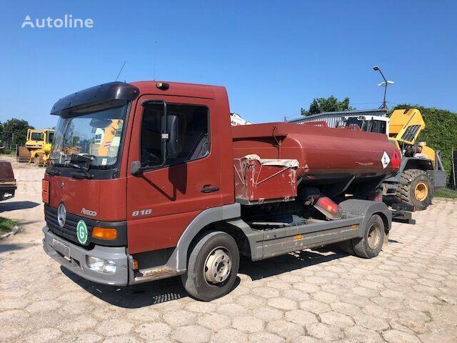 MERCEDES-BENZ Atego 818 camión de combustible