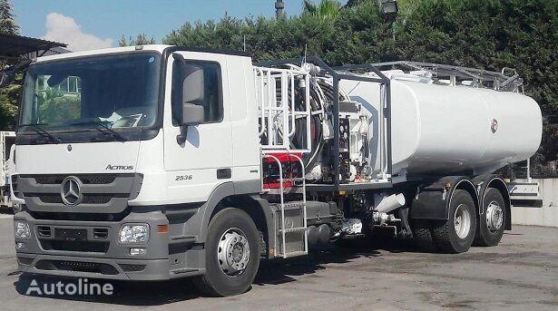 MERCEDES-BENZ NEW REFUELLER TANKER Actros 3 2536 L camión de combustible nuevo
