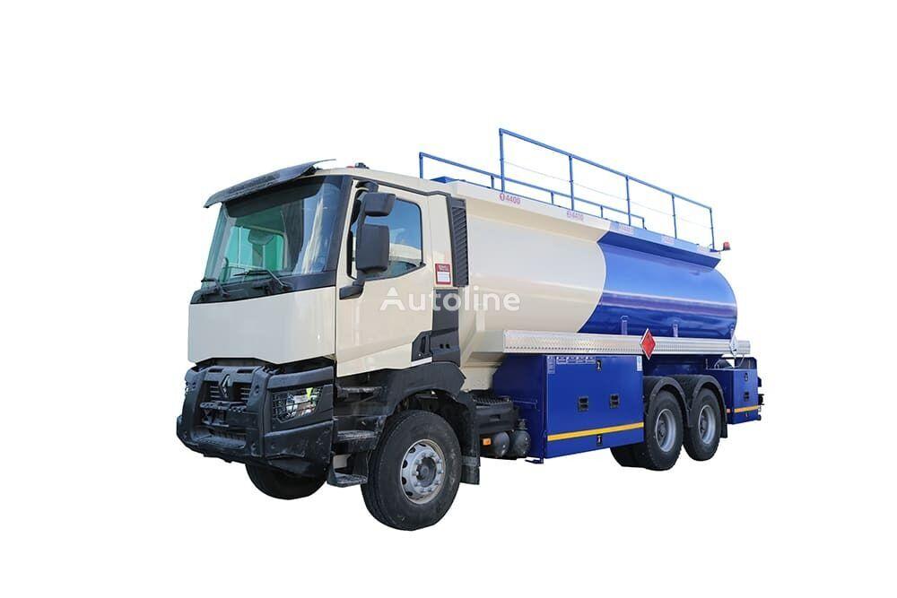 RENAULT CODER FUEL TANKER UP TO 26000L camión de combustible nuevo